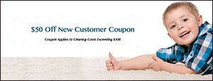 $50 Off New Customer Coupon